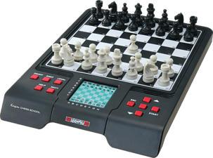 MILLENNIUM 2000 Karpov Schachschule (di lingua tedesca) - Computer di scacchi (Multicolore)