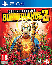PS4 - Borderlands 3: Deluxe Edition /D