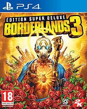 PS4 - Borderlands 3: Édition Super Deluxe /F
