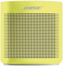 BOSE SoundLink Color II - Bluetooth Lautsprecher (Gelb)