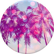 POPSOCKETS 800968 Venice Beach - Handy Griff und Ständer  (Lila)