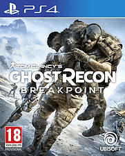 PS4 - Tom Clancy's Ghost Recon: Breakpoint /Multilinguale