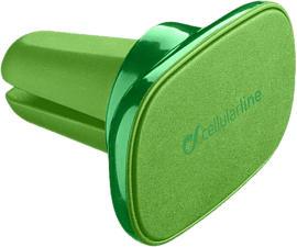 CELLULAR LINE HANDYMAGSMARTG - Supporto per smartphone (Verde)
