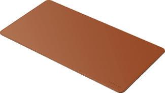SATECHI Eco-Leather - Sous-main (Marron)