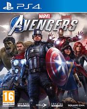 PS4 - Marvel's Avengers /D