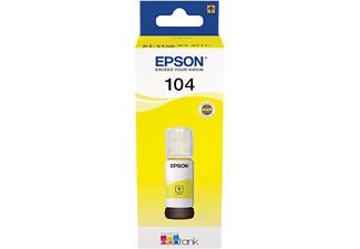 EPSON 104 (T00P440) - Tintenbehälter  (Gelb)