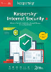 MediaMarkt PC/Mac - Kaspersky Internet Security (1 Gerät + 1 Android-Gerät): Swiss Edition /D