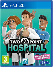 PS4 - Two Point Hospital /F