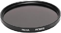 HOYA ND2 Pro 49mm - Graufilter (Schwarz)
