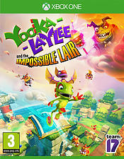 Xbox One - Yooka-Laylee and the Impossible Lair /D