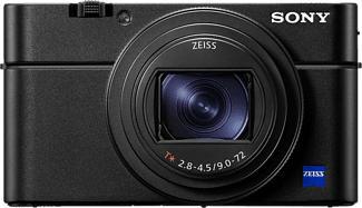 SONY RX100 VII - Appareil photo compact (Résolution photo effective: 20.1 MP) Noir