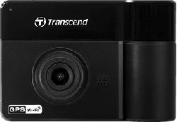 TRANSCEND Drivepro 550 - Dashcam (Nero)