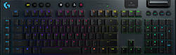 LOGITECH G915 LIGHTSPEED RGB - Gaming Tastatur (Schwarz)