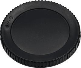 HAMA 00030141 Body Cap Nikon Z - Couvercle de boîtier (Noir)