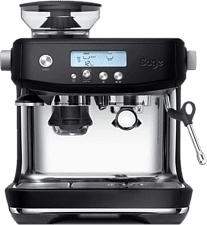SAGE the Barista Pro - Espressomaschine (Trüffelschwarz)