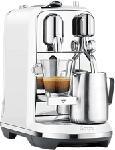 MediaMarkt SAGE Creatista Plus - Nespresso® Kaffeemaschine (Meersalz)