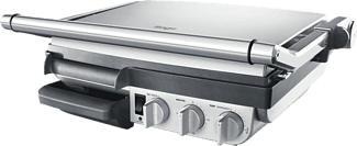 SAGE the BBQ Grill - Barbecue a contatto (Acciaio inossidabile)