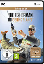 PC - The Fisherman: Fishing Planet - Day One Edition D/F