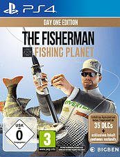 PS4 - The Fisherman: Fishing Planet - Day One Edition D/F