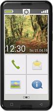 "EMPORIA SMART.3 - Smartphone (5.5 "", 16 GB, Nero/Argento)"