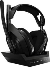 ASTRO GAMING A50 (2019) + Base Station - Cuffie da gaming (Nero/Oro)