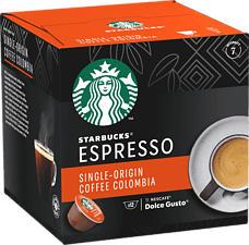 STARBUCKS Colombia Espresso by NESCAFE® DOLCE GUSTO® Medium Roast - Kaffeekapseln