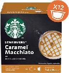 MediaMarkt STARBUCKS Caramel Macchiato by NESCAFE® DOLCE GUSTO® - Kaffeekapseln