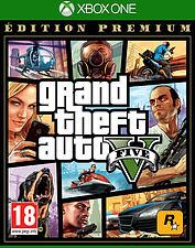 Xbox One - Grand Theft Auto V : Édition Premium /F