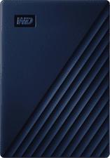 WESTERN DIGITAL WD My Passport™ for Mac  - Disque dur externe (HDD, 2 TB, Midnight Blue)