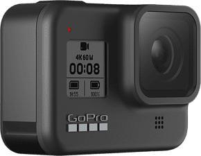 GOPRO HERO8 Hypersmooth 2.0 - Azione-Camera (Risoluzione efficace della foto: 12 MP) Nero