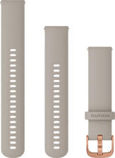 GARMIN Schnellwechsel-Armbänder (20 mm) - Ersatzarmband (Sand)
