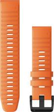 GARMIN Bracelets QuickFit 22 mm - Bracelet de remplacement (Orange)