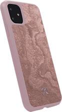 WOODCESSORIES Stone - Custodia (Adatto per modello: Apple iPhone 11)