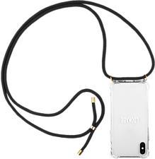 LOOKABE LOO004 - Schutzhülle mit Umhängekordel (Passend für Modell: Apple iPhone XR)