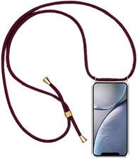 LANYARD CASE LC127091IPXRLV - Schutzhülle mit Umhängekordel (Passend für Modell: Apple iPhone XR)