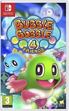 Switch - Bubble Bobble 4 Friends /D
