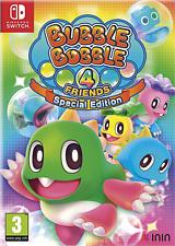 Switch - Bubble Bobble 4 Friends: Special Edition /D