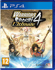PS4 - Warriors Orochi 4 Ultimate /F