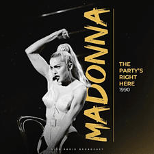 MADONNA BEST OF THE PARTY S RIGHT HERE 1990  Vinyl