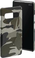 HAMA Camouflage - Schutzhülle (Passend für Modell: Samsung Galaxy S10+)