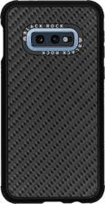 BLACK ROCK Robust Real Carbon - Coque smartphone (Convient pour le modèle: Samsung Galaxy S10e)