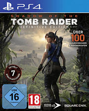 PS4 - Shadow of the Tomb Raider: Definitive Edition /D