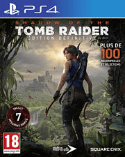 PS4 - Shadow of the Tomb Raider : Definitive Edition /F