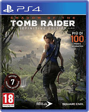 PS4 - Shadow of the Tomb Raider: Definitive Edition /I