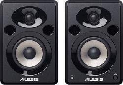 ALESIS Elevate 5 - Aktive Monitorlautsprecher, Paar (Schwarz)