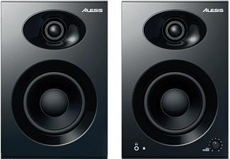 ALESIS Elevate 4 - Aktive Monitorlautsprecher, Paar (Schwarz)