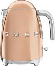 SMEG 5265.35 50 S - Bollitore (Oro rosa/Acciaio inossidabile)