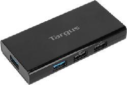TARGUS ACH225EU - Concentrateur USB (Noir)