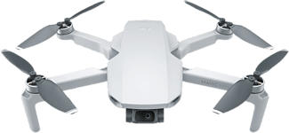 DJI Mavic Mini - Bundle Fly More - Drone (2720 x 1530 pixel, 12 megapixel, 30 min di volo)