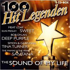 Sony Music 100 HIT LEGENDEN  CD